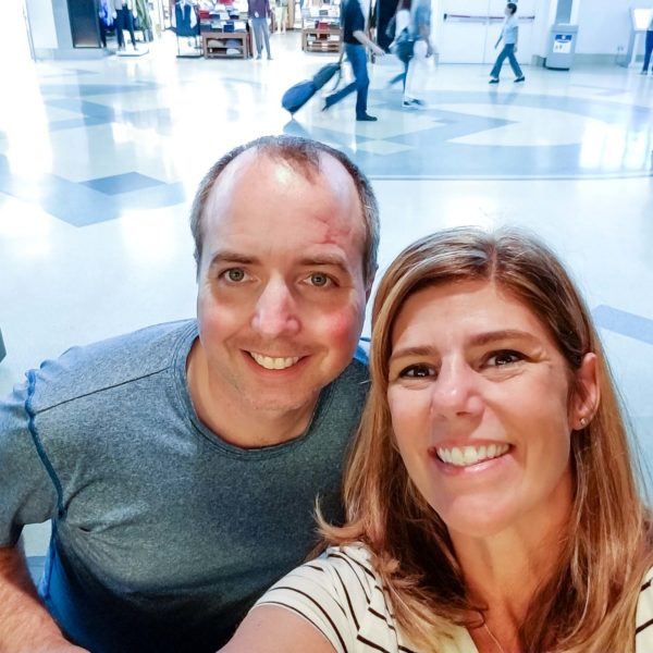 Adventures In Italy - Day 1